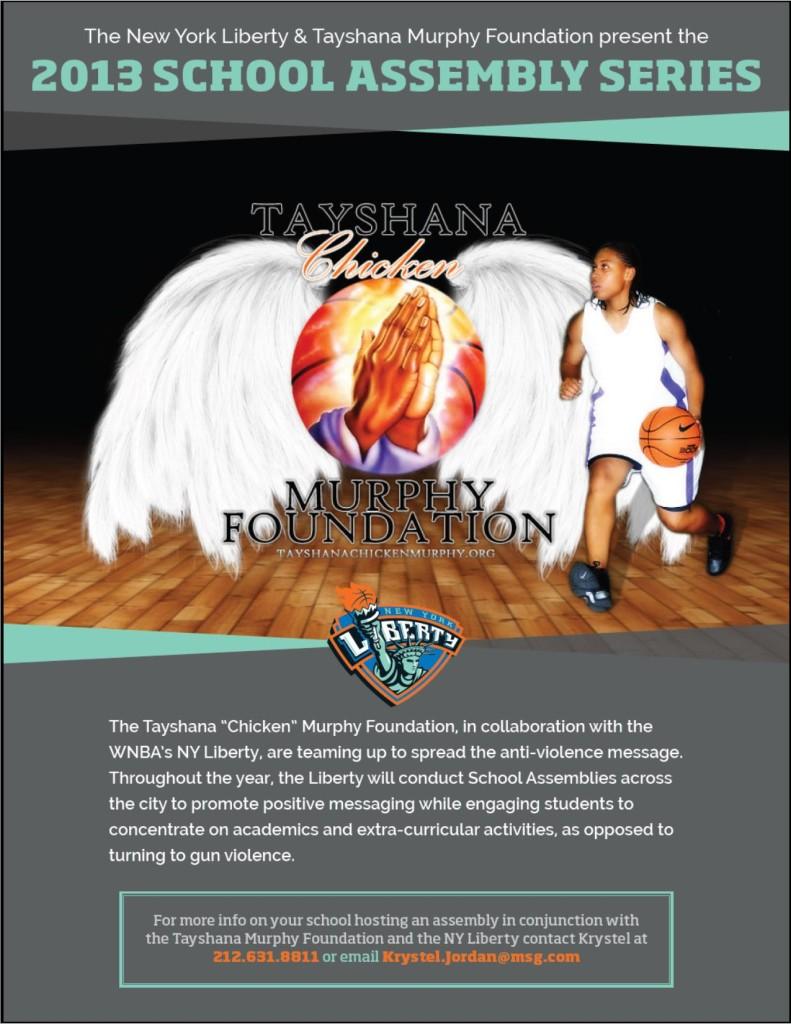 NYL-2013-TayshanaMurphyFoundation