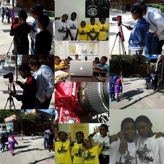 kids_behind_the_camera_collage_tayshana_chicken_murphy_foundation