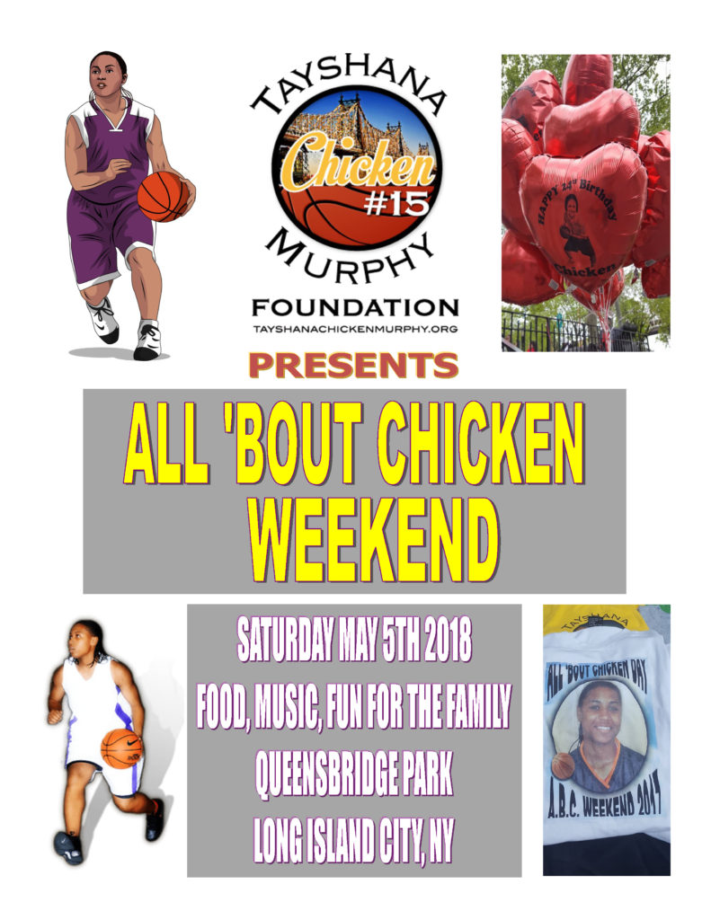 2018 ALL 'BOUT CHICKEN WEEKEND