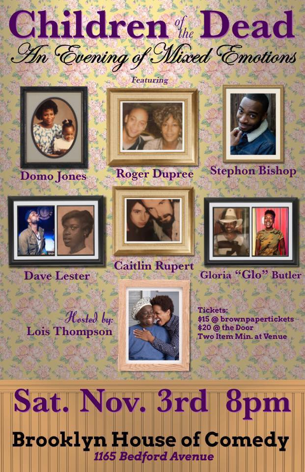 COMEDY FUNDRAISER FEATURING DAVE LESTER