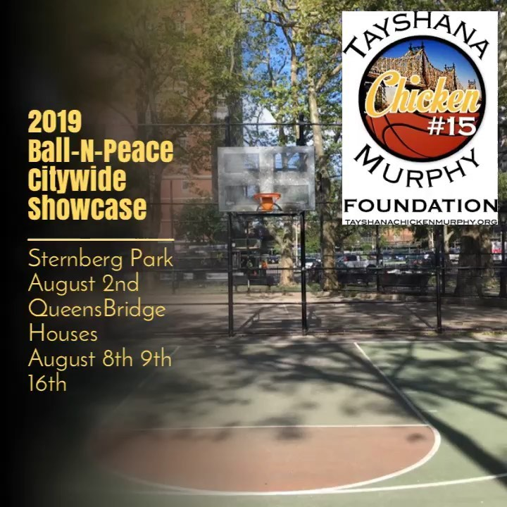 2019 BALL-N-PEACE CITYWIDE SHOWCASE